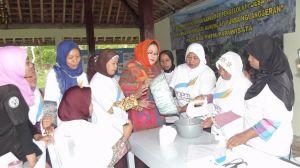 Pelatihan Peningkatan Kapasitas Bersama Kelompok Kuliner